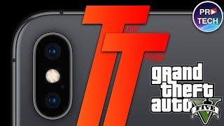 iPhone XS Max против камеры за 10 000$. GTA 5 на Android! | Техно Тренды №13