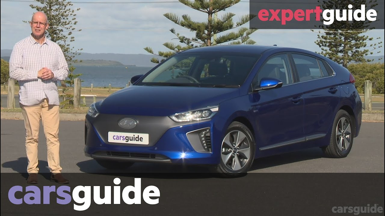 Hyundai Ioniq 2019 review