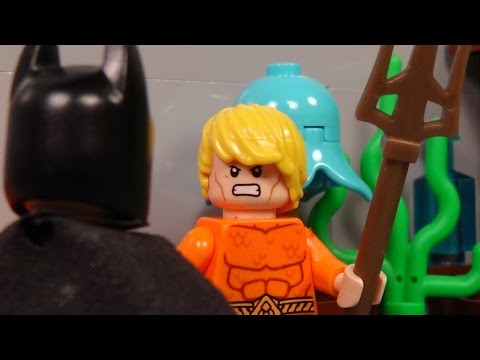 Lego Batman vs Aquaman