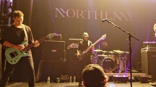 Northlane - Freefall live NYC