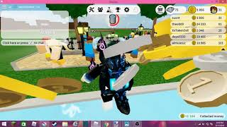 Waterpark world in Roblox PT 1