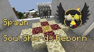 Minecraft Area 42 Ep12 - Spawn do Soul Shards Reborn e Blood Altar Nível 3
