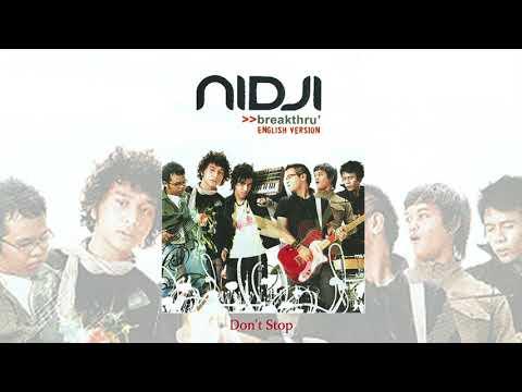 NIDJI - Don't Stop (Official Audio)