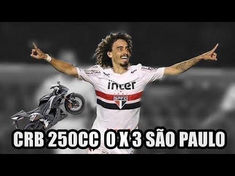 CRB 0 X 3 SÃO PAULO NARRAÇÃO DA ZUEIRA -  COPA DO BRASIL 2018