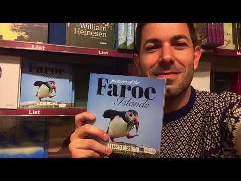 """Pictures of the Faroe Islands"" photobook"