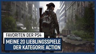 Meine Top 20 Action Games // Favoriten der PS4 [deutsch]
