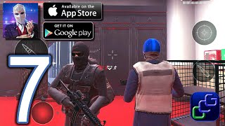 Armed Heist iOS Gameplay - Part 7 - East Bay Territory 1/4, 2/4, 3/4