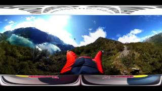 Wingsuit 360° Experience injected