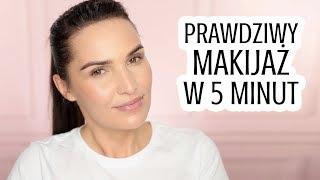 PODSTAWY MAKIJAŻU: Makijaż w 5 Minut | JAK DOBRAĆ GO DO URODY?