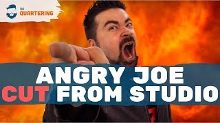 Angry Joe FIRED From Network & It Will Be GREAT For Him