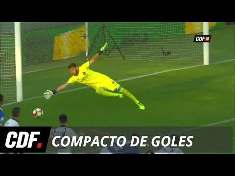 Colo Colo 0 - 0 Huachipato  | 7° Fecha | Torneo Clausura 2016 - 2017 | CDF