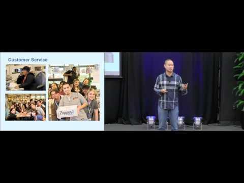 LinkedIn Speaker Series with Tony Hsieh