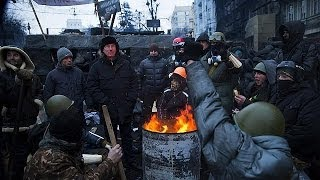 Ukrainian Prime Minister Azarov and entire government resign