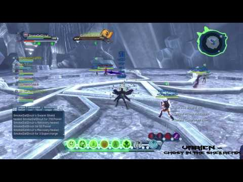 2017 Survival Mode: One Pieced FOS Round 13 (Nature Heal POV) | DCUO