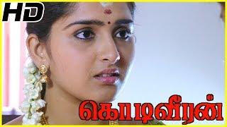 Sasikumar & his sister emotional scene | Kodiveeran Scenes | Kalavani unna enni Video Song