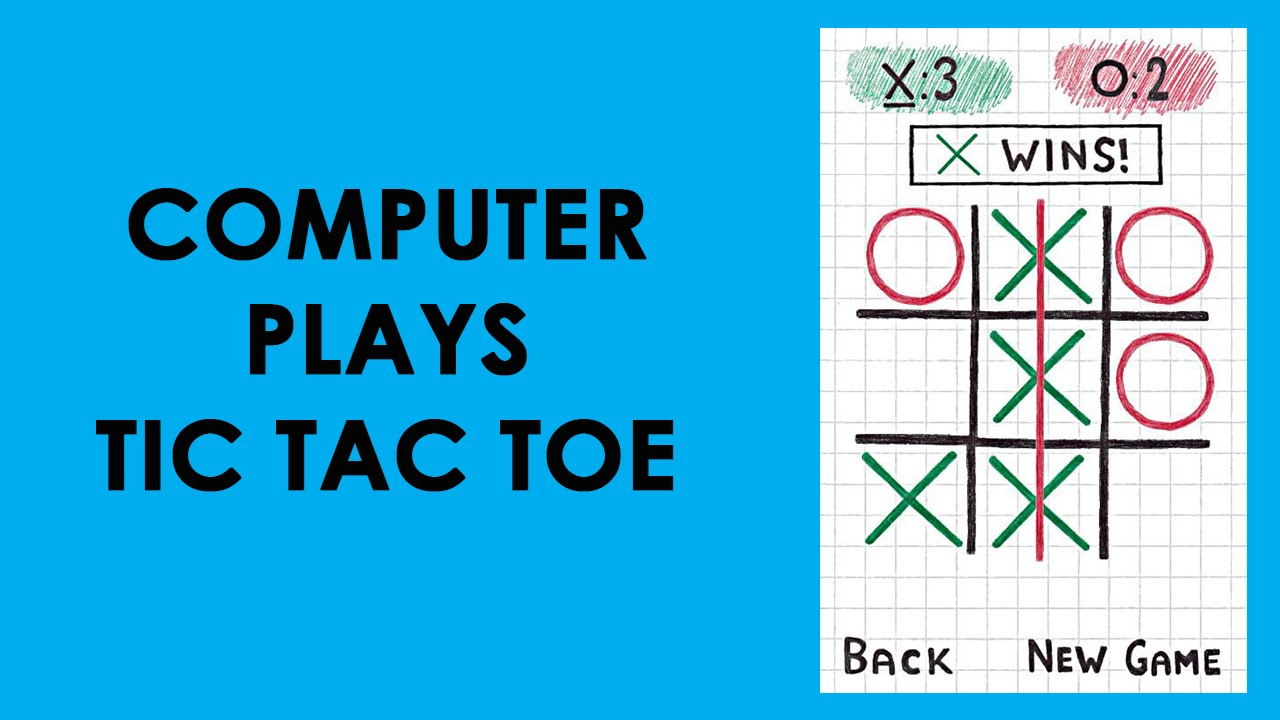 Tic Tac Toe Android Game Automated