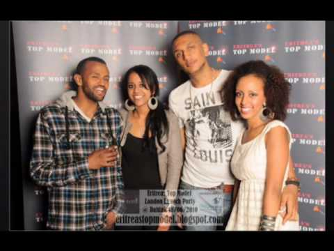 Eritrea's Top Model Launch Party Pics