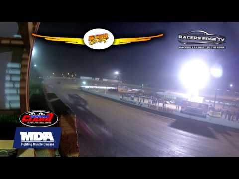 Flag Stand Cam Carolina Clash Feature