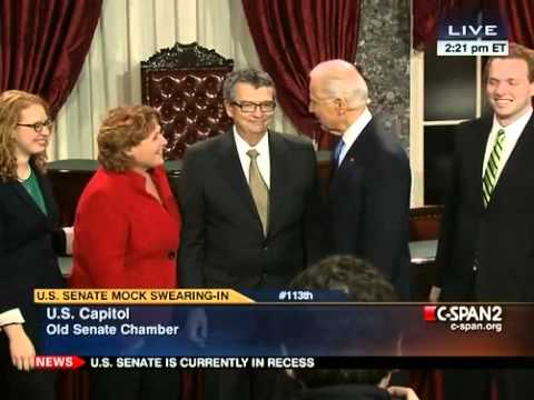 "Biden To Heitkamp: ""Spread Your Legs, You"