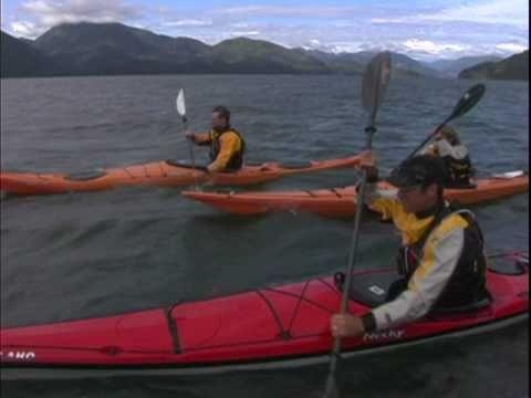 How to Sea Kayak in Heavy Wind