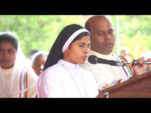 Annual feast of Mahagalgamuwa St. Joseph Vaz Shrine on 2018/01/13