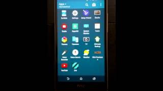 HTC Sense 7 on HTC ONE M8