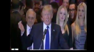 Donald Trump Wins New York GOP Primary / Victory Speech / Trump WINS