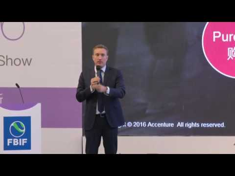 FBIF2016 Nils Michaelis:2016 Asia China The Future of Commerce has Arrived