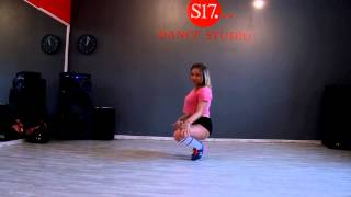 Видеоурок Booty Dance с Леной Абвгд: уходим ниже...