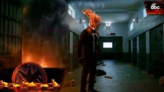 Top Ghost Rider Moments: Ghost Rider Gets Revenge - Marvel's Agents of S.H.I.E.L.D.