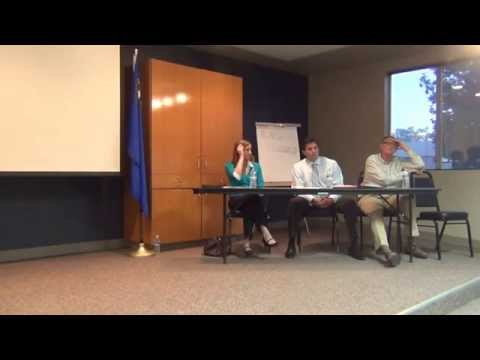 Real Estate Investors Club, REIA, REA, Tesla Panel 10/7/14 Meeting RSAR