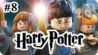 Let's Play Lego Harry Potter Years 1-4 Part 8