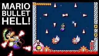 A Superb Touhou Level in Super Mario Maker 2