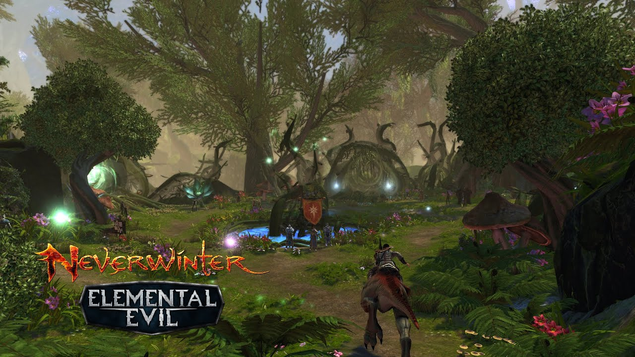 Neverwinter Harper Bard Companion - IGN Prime Giveaway
