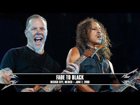 Metallica: Fade to Black (MetOnTour - Mexico City, Mexico - 2009) Thumbnail image