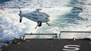 Schiebel CAMCOPTER® S-100 UAS - Maritime Supremacy