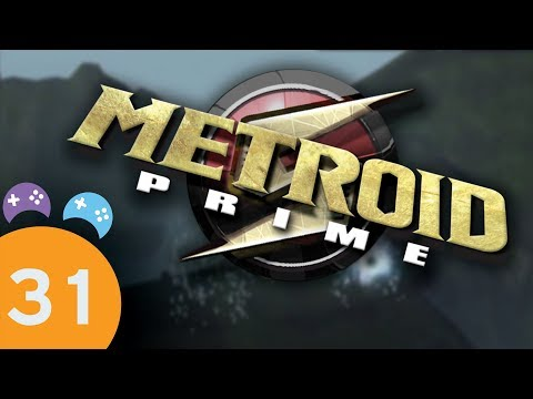 Let's Play Metroid Prime - Episode 31 - X-Ray Specs | Duo Commentary [Sam & Fork]