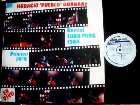 Horacio Guarany - Recital completo Luna Park '84