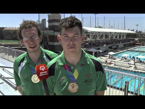 Special Olympic World Games Day 7