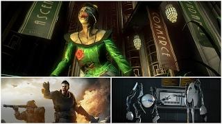 В Bethesda работают над новой игрой, неудачная экранизация BioShock | Игровые новости