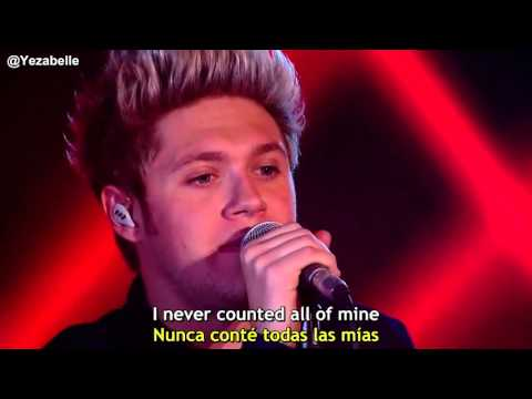 One Direction - Infinity (BBC Radio) [Lyrics + Sub Español]