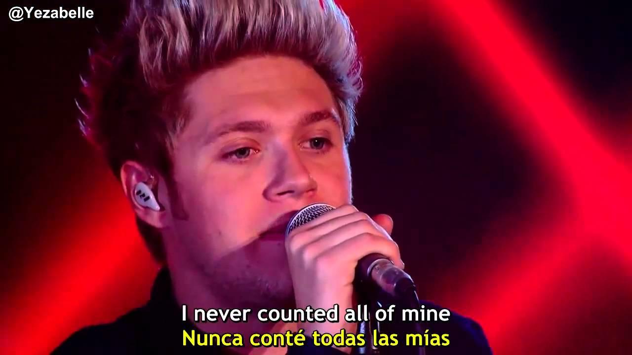 One Direction - Infinity (BBC Radio) [Lyrics + Sub Español]