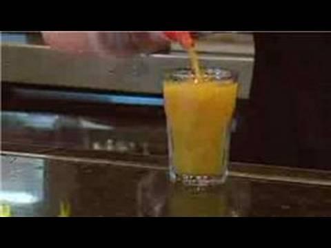 Video Bartending Guide : Tequila Sunrise Recipe - Tequila Drinks