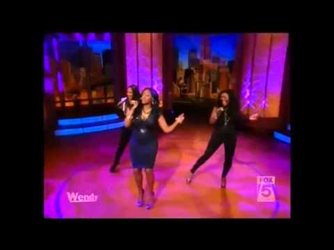 Coko (SWV) Best Live Chest Notes