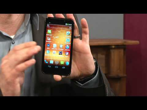 "simvalley MOBILE Dual-SIM-Smartphone SPX-12 DualCore 5.2"", Android 4.0"