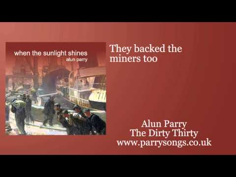 The Dirty Thirty - Alun Parry (Lyrics Video)