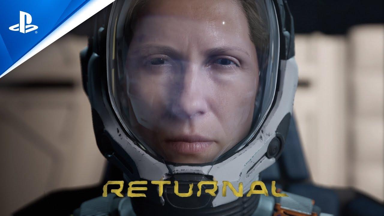 Returnal - Tráiler PS5 con subtítulos en ESPAÑOL | PlayStation España