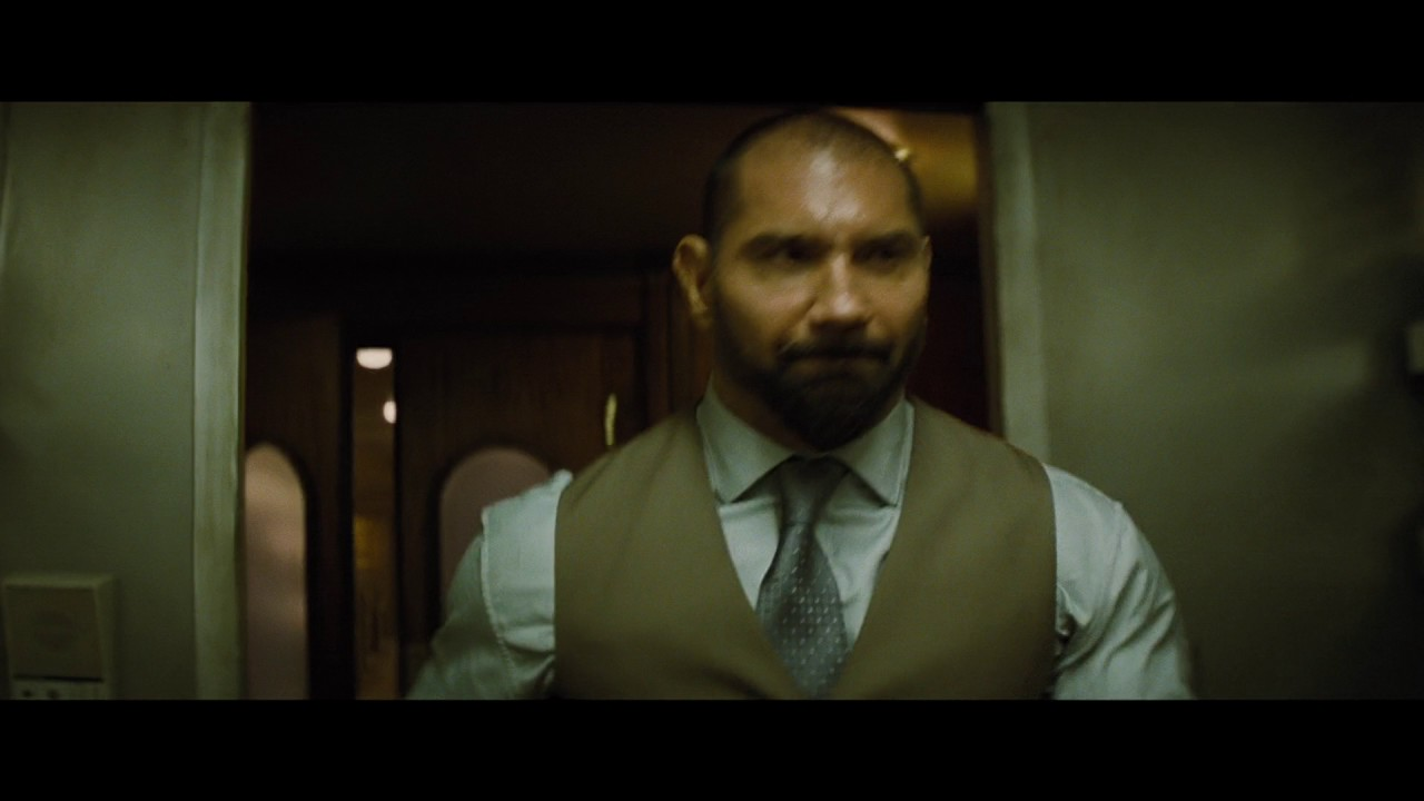 Spectre Train Fight Scene 1080p Youtube