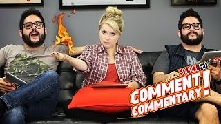 Dildo Baggins & Magic Boom Boom Balls on COMMENT COMMENTARY 136!