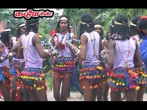 बुन्देली जबाबी देशी दिवारी / मोनियो का नाच / Vol - 02 / 04 / रामकृपाल राय - पार्वती राजपूत